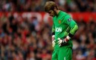 De Gea từng khá tệ ở Man Utd, một khoảnh khắc đã thay đổi cả sự nghiệp