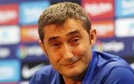 Messi ra sân đấu Dortmund hay không, HLV Valverde đã có câu trả lời