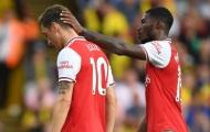 Các cầu thủ Arsenal không còn tin Emery