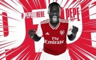 Góc Arsenal: Bom tấn 80 triệu, đến bao giờ anh mới chịu 'hiện hình'?