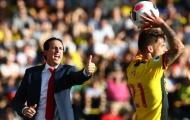 XONG! Emery xác nhận, Arsenal thiếu 2 trụ cột ở trận gặp Frankfurt