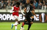 Sao mai Arsenal tỏa sáng, huyền thoại nói câu 'điên rồ' về Pepe