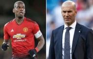 Zidane bất ngờ nói 19 từ về Pogba sau thất bại thảm hại trước PSG