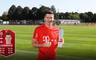 6 bàn/3 trận, sát thủ của Bayern được vinh danh xứng đáng