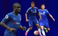 'Matic và Hazard' đã xuất hiện trong trận Chelsea 1-2 Liverpool!