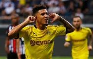 Sancho biến thành 'kỷ lục gia' trong ngày Dortmund hòa bạc nhược