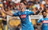 """Sếp lớn"" có mặt ở Lecce, Barca chuẩn bị hỏi mua sao Napoli"