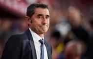 Thành tích tệ hại, HLV Valverde mất 'vật báu' từ phòng thay đồ Barca