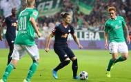 Vượt mặt Bayern lên đầu bảng, sao Leipzig nói 1 điều