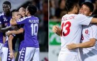 """Đấu tuyển Triều Tiên thu nhỏ, Hà Nội FC chờ đòn hiểm từ """"kép phụ"""""""