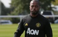 Evra sốc với chất lượng các buổi tập của Man Utd