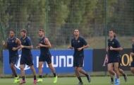 Sao Man Utd trở lại, chuẩn bị cho màn ra mắt AS Roma