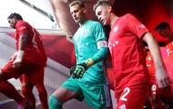 """Xuất hiện thêm cái tên nữa chen vào """"cuộc tình"""" Neuer và Ter Stegen"""