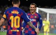Đây, phản ứng của Messi sau pha 'dọn cỗ' cho siêu tân binh Barca