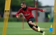 Sau 10 tháng dưỡng thương, sao AC Milan đã sẵn sàng tái xuất