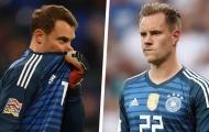 Thống kê: Vì sao Neuer phải nhường chỗ cho Ter Stegen?