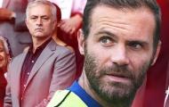 Sau tất cả, Mata chấm dứt một lần và mãi mãi lời đồn về Mourinho