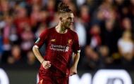 'Cậu ấy là trung tâm trong mọi đợt tấn công của Liverpool'