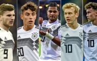 Đội tuyển Đức sẽ thế nào nếu Bayern không cung cấp người? (P1)