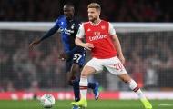 Giữ sạch lưới 2 trận liền, sao Arsenal đăng đàn xin lỗi CĐV