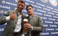 'Philippe Coutinho và Thomas Mueller đều có lợi cho Bayern Munich'