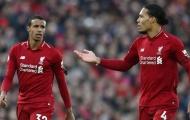 Sao Liverpool: 'Thật bực bội vì Van Dijk và Matip'