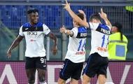 'Sát thủ' Colombia lập công, Atalanta khiến AS Roma ôm hận tại Olimpico