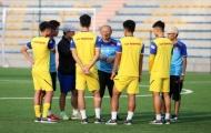 SỐC: HLV Park Hang-seo gạch tên 1 tuyển thủ ĐT Việt Nam vì lý do bất khả kháng