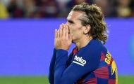 XONG! Đã rõ án phạt dành cho Barca khi dám 'đi đêm' với Griezmann
