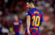 'Messi có vắng mặt hai, ba tuần hay một tháng cũng không vấn đề gì'