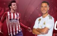 Nhận định Atletico Madrid vs Real Madrid: Derby mưa bàn thắng