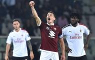 'Vua dội bom' lên tiếng, AC Milan vẫn phải 'ôm hận' rời Torino