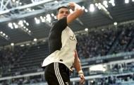 Ronaldo dùng tuyệt chiêu, Juventus chiếm ngôi Inter bằng sơ đồ 2 hậu vệ