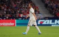 Eden Hazard mờ nhạt, thất thểu bị thay ra trong thất vọng