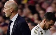 Real bế tắc, vì sao Zidane vẫn tự tin?
