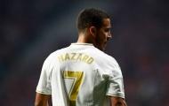 Eden Hazard chính là vấn đề lớn nhất của Real Madrid vào lúc này!
