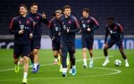 Bayern đón cú hích cực lớn trước trận đại chiến gặp Tottenham