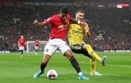 Đố vui: Bạn đã biết vì sao Man United phải chia điểm với Arsenal?
