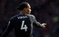 Đồng đội tiết lộ 'điểm yếu' khó tin của Van Dijk