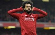 Nếu không có Salah, Liverpool dùng ai để chiến Champions League?