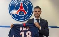 """""""Thật rắc rối khi Icardi chuyển đến PSG"""""""