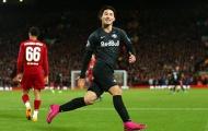 Đối thủ của Công Phượng volley cháy lưới Liverpool
