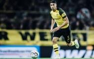 Hakimi đã sẵn sàng trở thành hậu vệ cánh hay nhất Bundesliga?