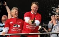 Louis van Gaal và chức vô địch Hà Lan với AZ Alkmaar