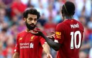 Mane lên tiếng về mâu thuẫn với Salah