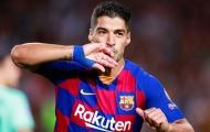 Nhìn Suarez phá nát lưới Inter, đây là biểu cảm khó tin của Messi