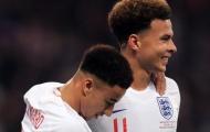 NÓNG! Tuyển Anh tập trung: 2 sao M.U, 1 sao Liverpool & 1 sao Tottenham bị loại