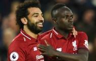 Phóng viên hỏi Mane, Salah thản nhiên cướp lời 'đá xoáy' đồng đội