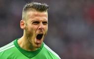 'Tại Real Madrid, cậu ấy đã mắc hội chứng De Gea!'