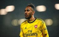 'Aubameyang là vấn đề của cầu thủ Arsenal đó'